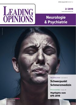 LEADING OPINIONS Neurologie & Psychiatrie 2019/2