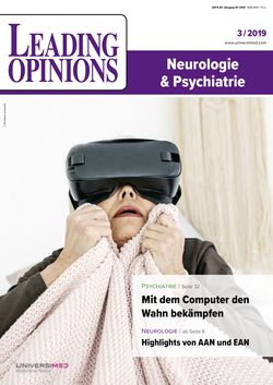 LEADING OPINIONS Neurologie & Psychiatrie 2019/3