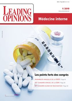 LEADING OPINIONS Médecine interne 2019/1