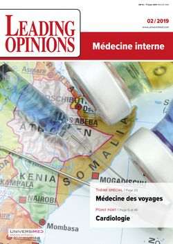LEADING OPINIONS Médecine interne 2019/2
