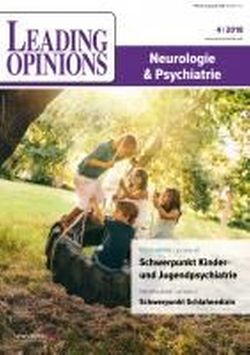 LEADING OPINIONS Neurologie & Psychiatrie 2018/4