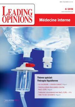 LEADING OPINIONS Médecine interne 2018/4