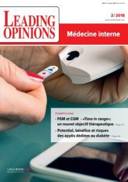 LEADING OPINIONS Médecine interne 2018/2