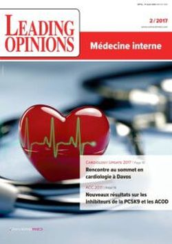 LEADING OPINIONS Médecine interne 2017/2
