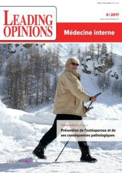 LEADING OPINIONS Médecine interne 2017/4