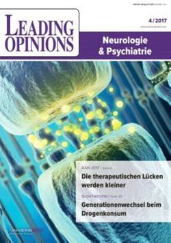 LEADING OPINIONS Neurologie & Psychiatrie 2017/4